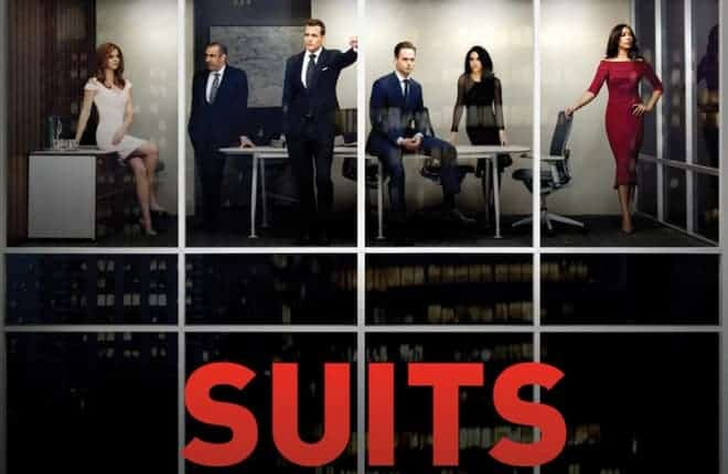 Suits saison 5 photo