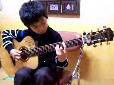 Sungha Jung – While My Guitar Gently Weeps photo