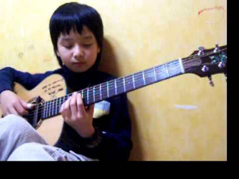 Sungha Jung - With or Without You photo