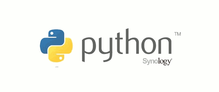 Synology : installer PIP, le gestionnaire de paquets Python photo