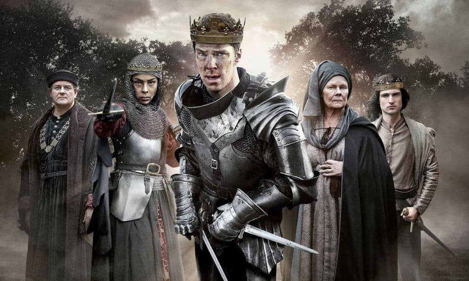 The Hollow Crown saison 2 photo