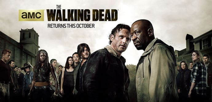 The Walking Dead saison 6 photo