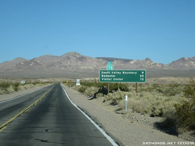 US Summer Trip 2009 in Las Vegas and Death Valley photo 81