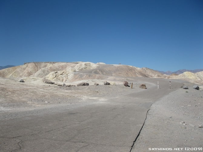 US Summer Trip 2009 in Las Vegas and Death Valley photo 54