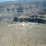 Grand Canyon : viewed from the plane
