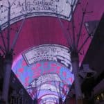 Las Vegas : Fremont Street Experience - Summer of 69