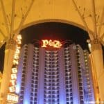 Las Vegas : the Plaza from Fremont Street