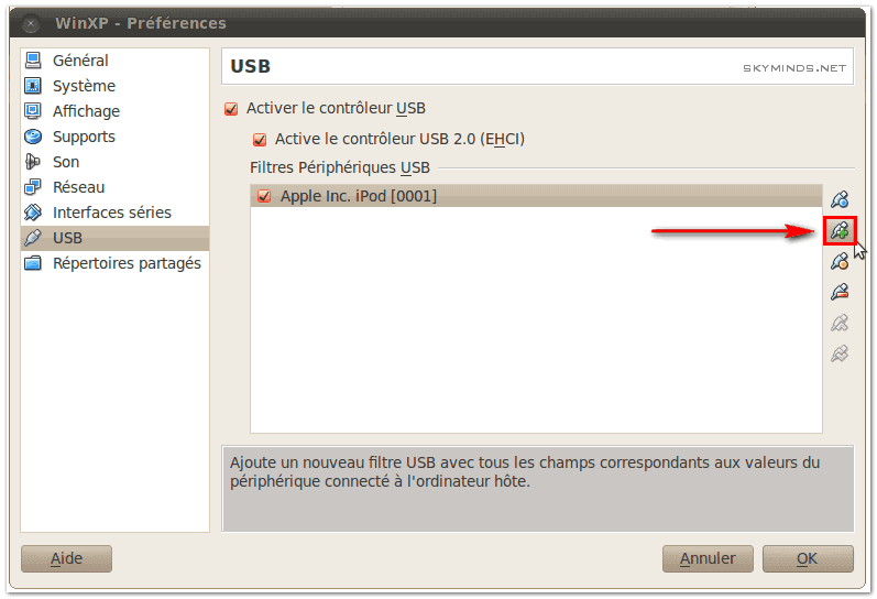 virtualbox-usb