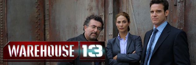 warehouse13 Warehouse 13 saison 1