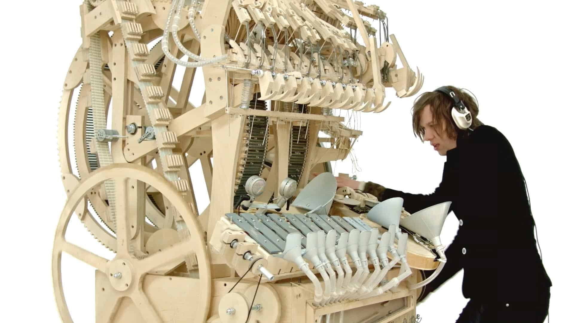 Wintergatan - Marble Machine photo