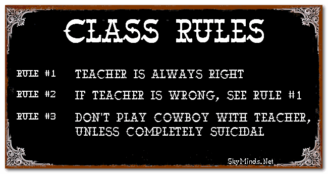 Class rules 2008