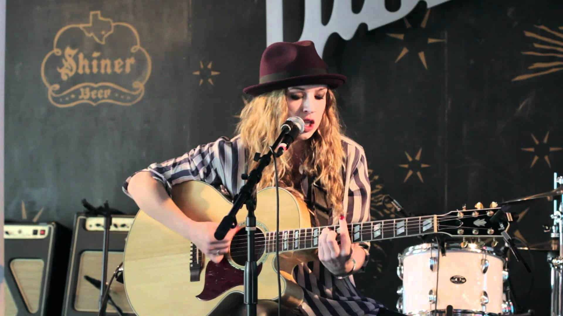 ZZ Ward - Put the Gun Down (live @ SXSW 2012) photo